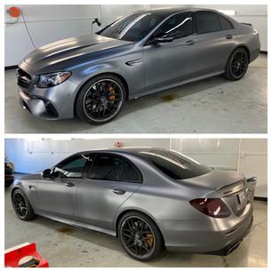 Benz E63s AMG
