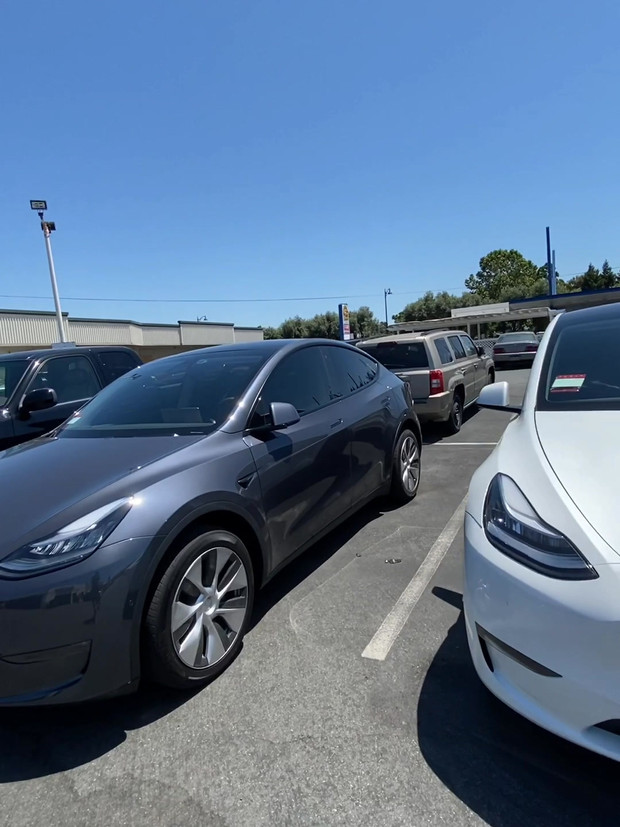 Two Brand New Tesla Model Y
