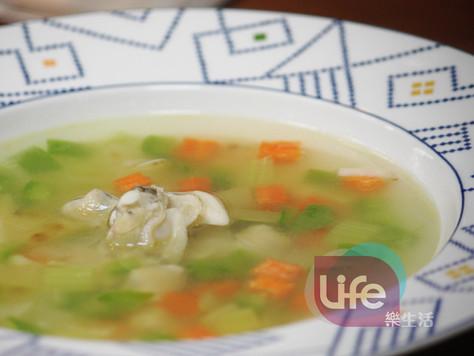 曼哈頓蛤蜊湯