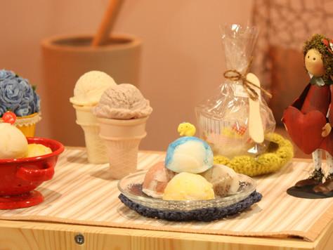 冰淇淋皂、天然環保驅蟲乳