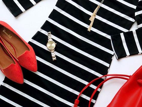 『紅』的超時尚的過年穿搭術
