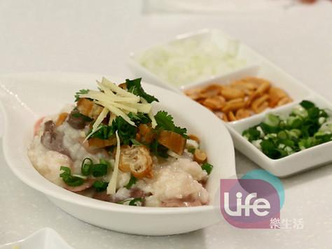 Over Night Rice 隔夜飯的祕訣 【港式及第粥、義式松露野菇燉飯、中式生菜包飯】