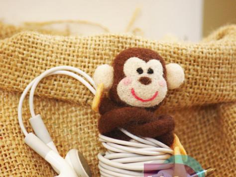 小猴子捲線器