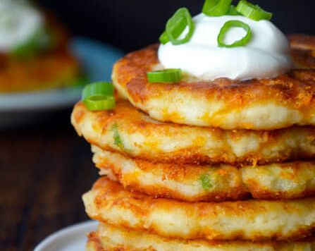 【5分鐘料理】馬鈴薯泥煎餅