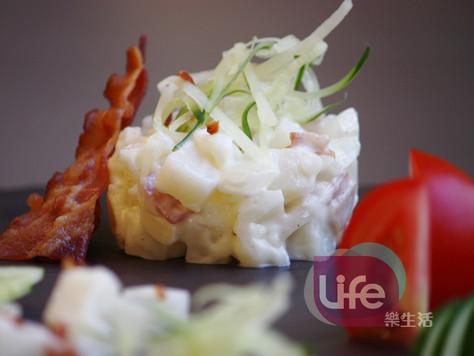 培根洋芋沙拉