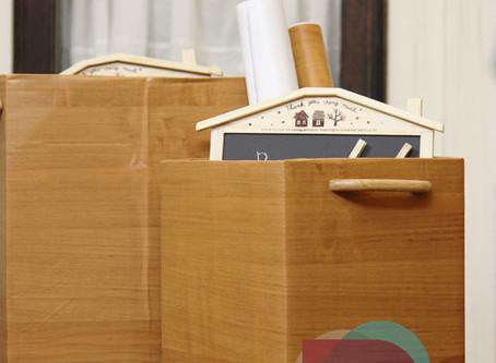 DIY木質收納箱
