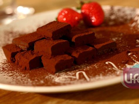 甜蜜巧克力