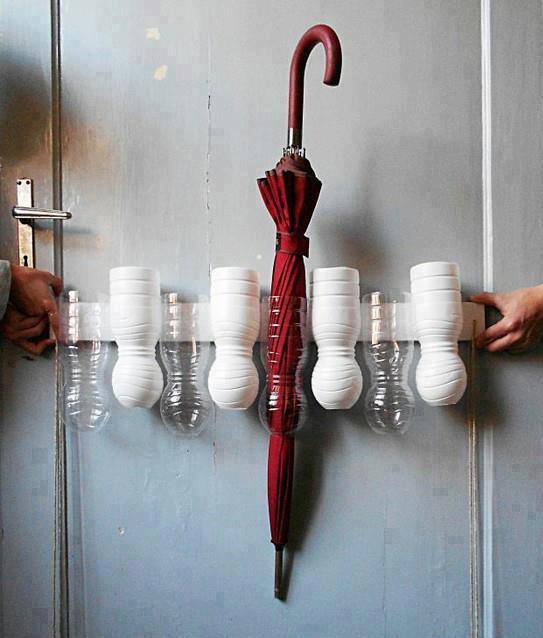 寶特瓶利用的創意分享
