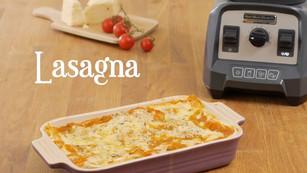 紅白醬焗烤千層麵Lasagna