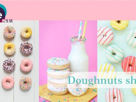 收集滿滿的夢幻甜甜圈