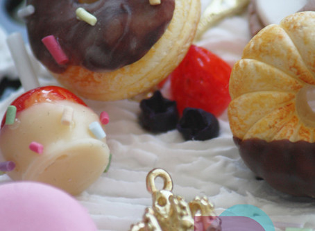 可口甜甜圈