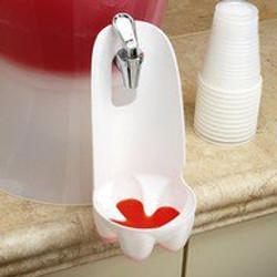 飲料防漏容器