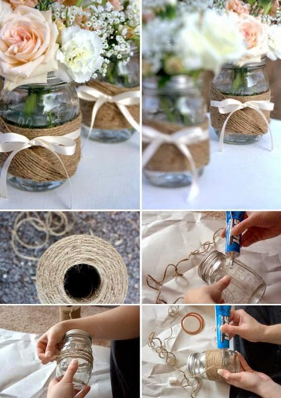玻璃瓶的創意