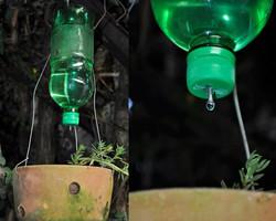 自動澆水裝置