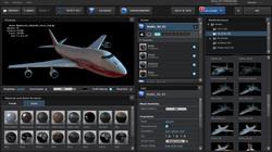 Element 3d Design Layout (Plane)