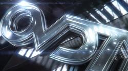 ADVANTAGE Logo 3d Render