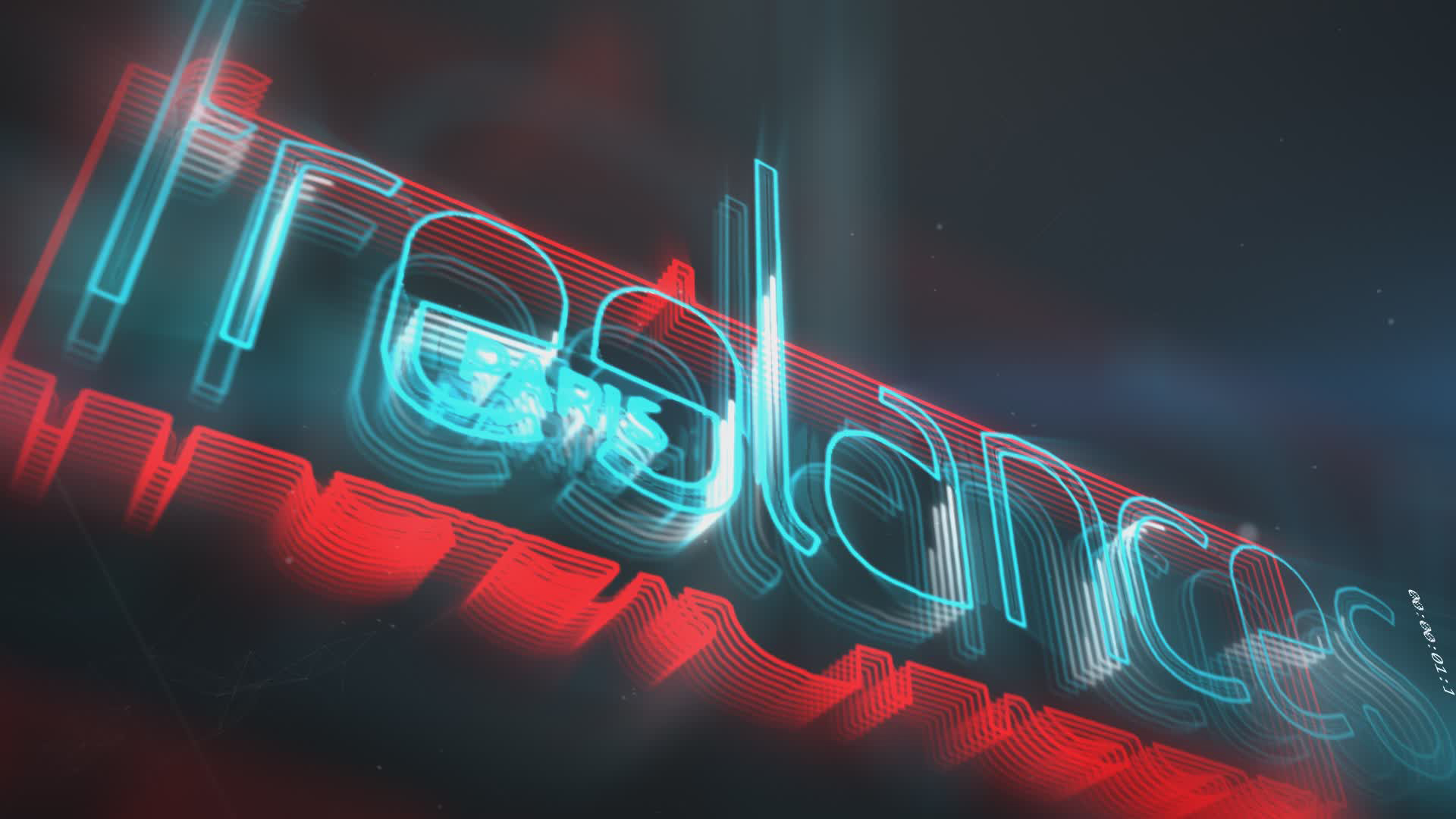 Trapcode Form Text Display