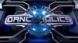 Danceholics Logo Design-3d render