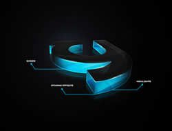 3d Logo Highlights