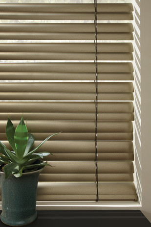 Modern Precious Metal Blinds with MagnaView