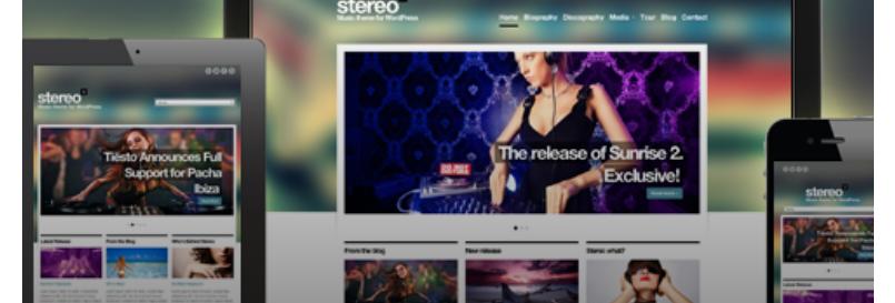CSS Igniter - Stereo