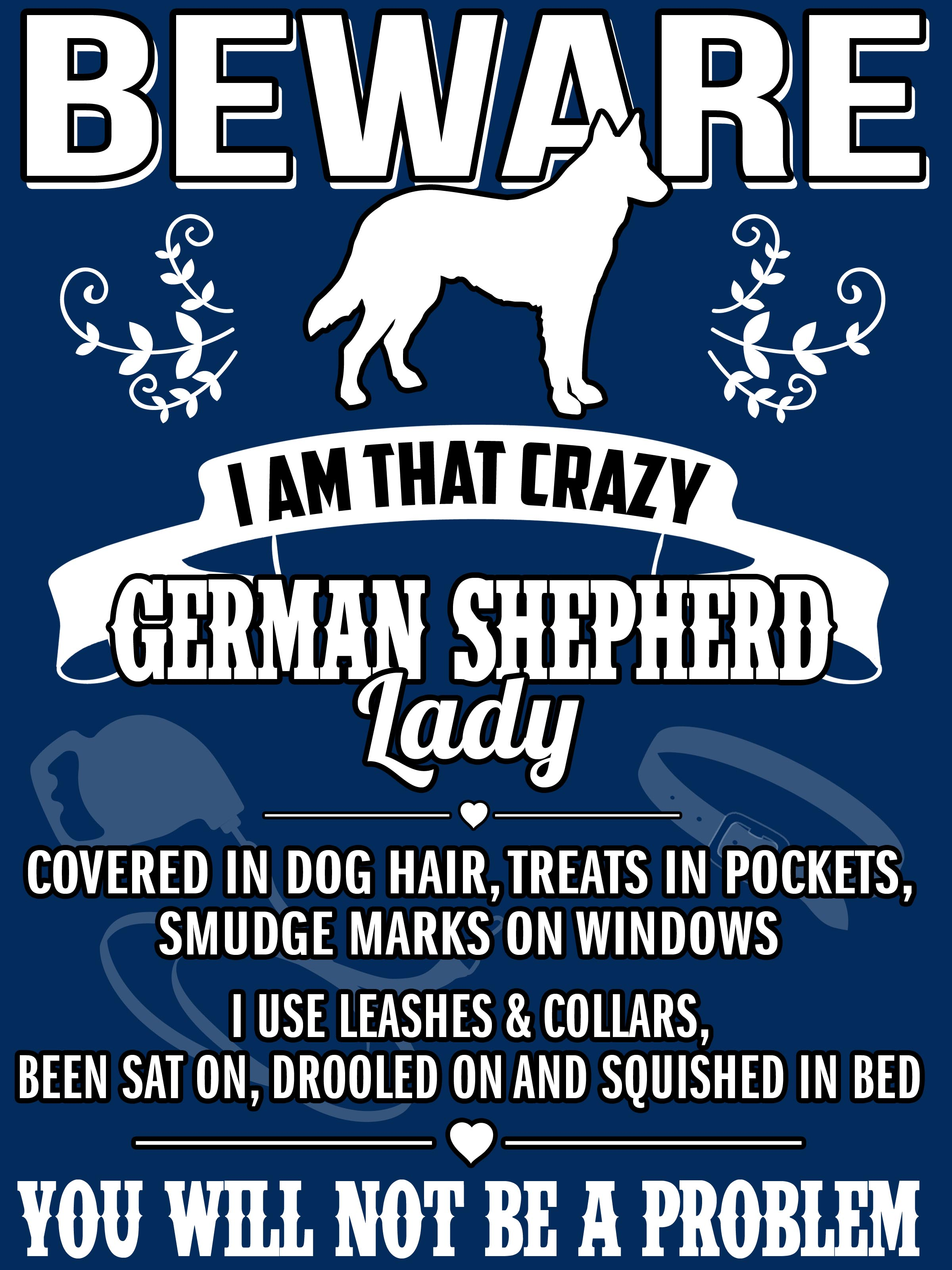 beware dog niche