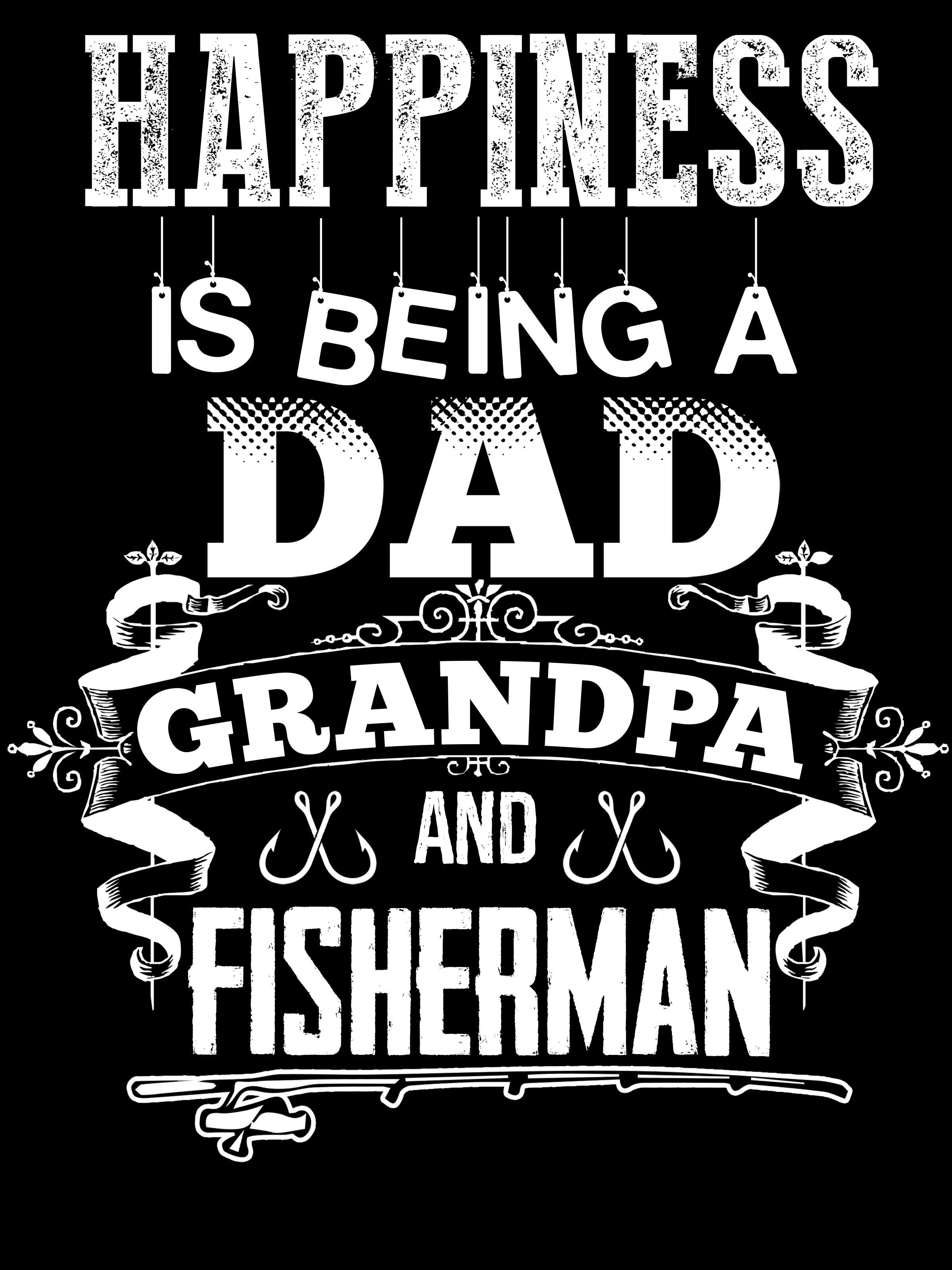 happy dad-grandpa
