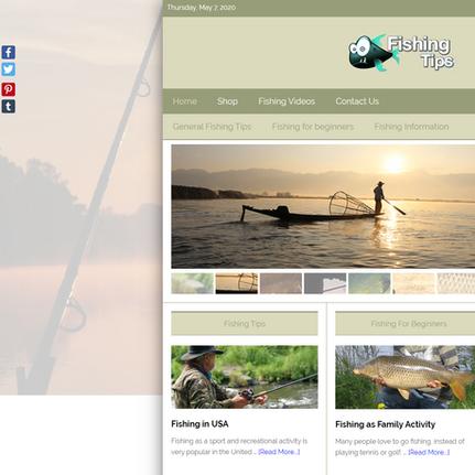Fishing Info