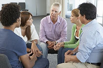 Group psychotherapy counseling