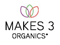 Makes 3 Organics