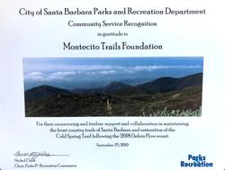 City of Santa Barbara Parks and Recreation