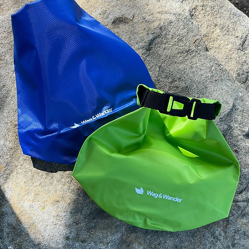 Wag & Wander Reusable Smell Proof Waste Bag