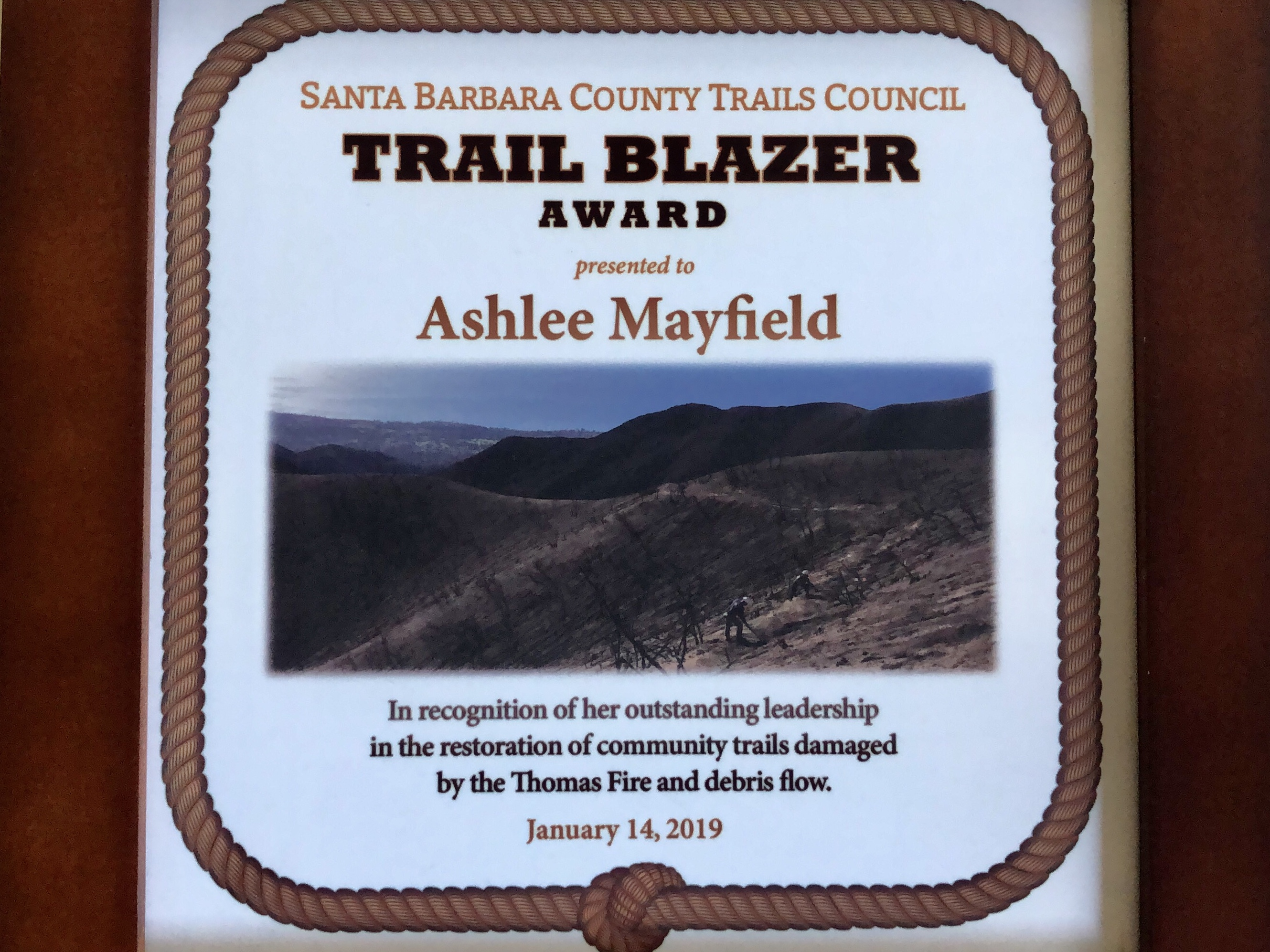 Santa Barbara Trails Council