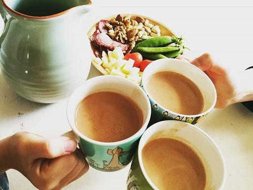 God morgen (og frokostkakao)