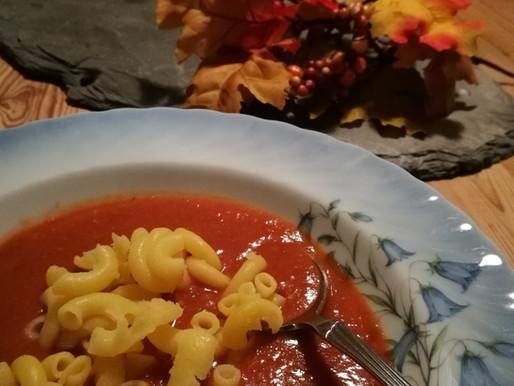 Ekstra sunn tomatsuppe