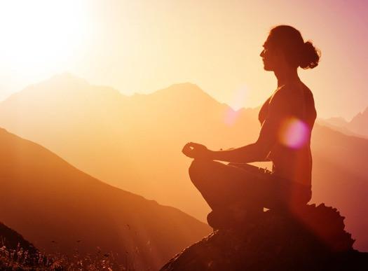 Meditasjon for ro, lykke og nytelse!