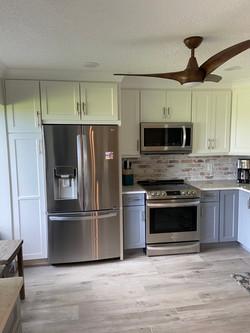 Kitchen 2-tone