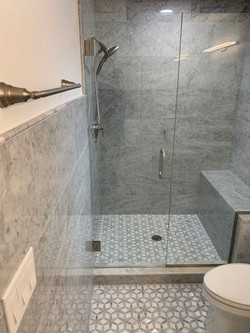 Hill Bathroom Walls