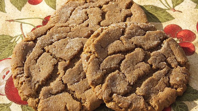 Ginger Molasses Cookies 10ct