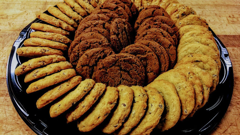 Assorted Cookie Tray 50ct