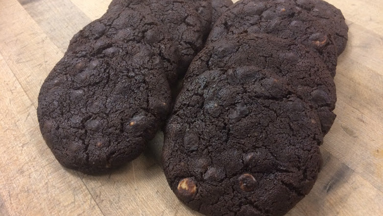 Double Chocolate Chip Cookies 10ct