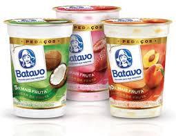 Iogurte Camada Frutas Amarelas Batavo 170G