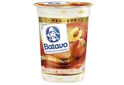 Iogurte Int Pedaços Frutas Pessego 170G