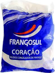 Coração de Frango Congelado 1Kg