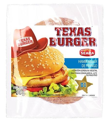 Hambúrguer Texas Burguer 56g Frango