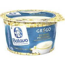 Iogurte Grego Baunilha  120G