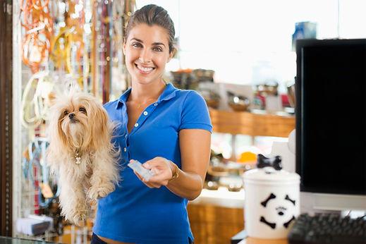 negozi specializzati per animali