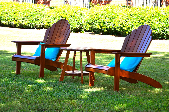 New River outdoor furniture
