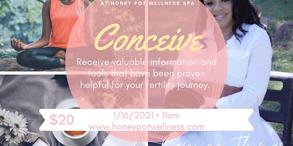 Conceive Fertility Workshop