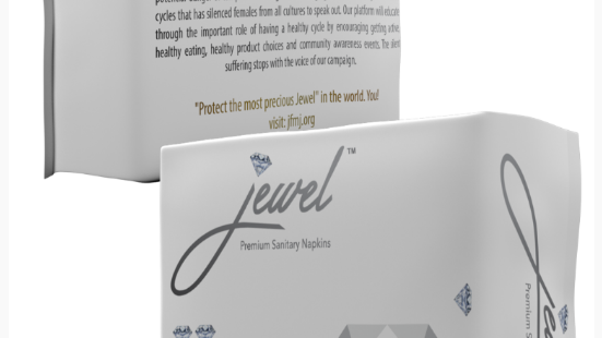 Jewels Premium Sanitary Napkins